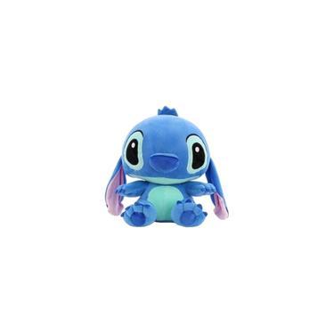 Imagem de Nova Pelúcia Lilo & Stitch Big Feet Grande 45Cm Disney