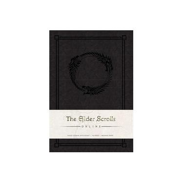 The Elder Scrolls Online Hardcover Ruled Journal (Insights Journals)