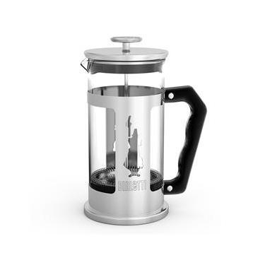 Cafeteira Bialetti French Press em Vidro e Inox - 350 ml