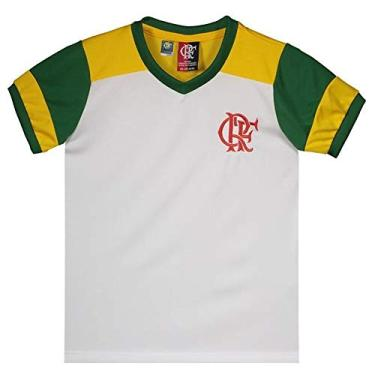 Camisas de Times de Futebol Casuais Flamengo  7c15dbef67f20