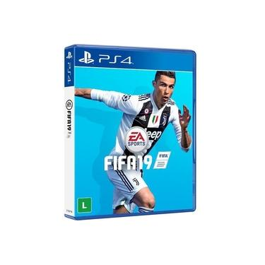 Jogo Ps4 Fifa 19 Electronic Arts
