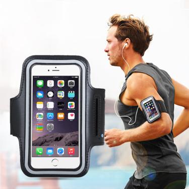 Braçadeira esportiva para celular, capa à prova d'água para xiaomi mi 9t pro redmi k20 note 7 sports