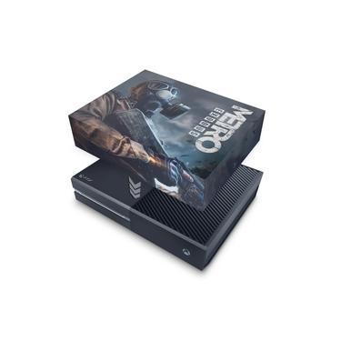 Capa Anti Poeira para Xbox One Fat - Metro Exodus