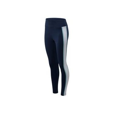 Calça Nb Athletics Piping | Feminino Azul - G