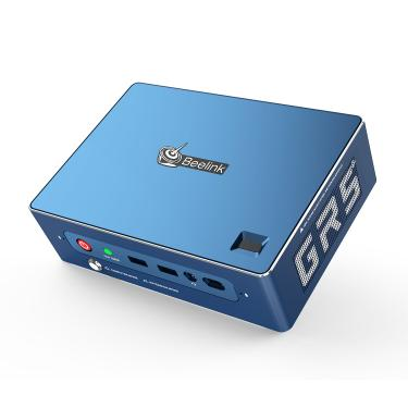 Beelink GT-R PRO 3,7 Ghz AMD Ryzen 5 3550H Radeon Vega 8 Gráficos 1200 MHz WiFi 6 bluetooth 5.0 4K Rich Interface Smart