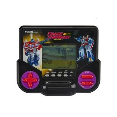 Mini Game Hasbro Tiger Electronics - Transformers Robots in Disguise Generation 2