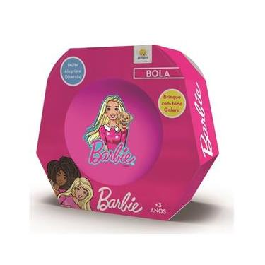 Imagem de Bola de Vinil Barbie