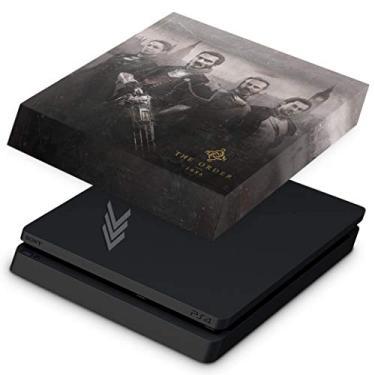 Capa Anti Poeira para PS4 Slim - The Order
