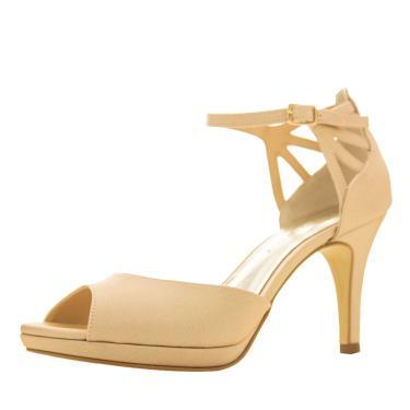 Sandália Santa Scarpa Hungria Dourado  feminino