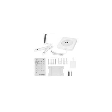 Halashop-BT parede portátil Mountable cd Music Player Home Audio Boombox com Rádio FM-Os impostos podem ser cobrados sobre produtos internacionais