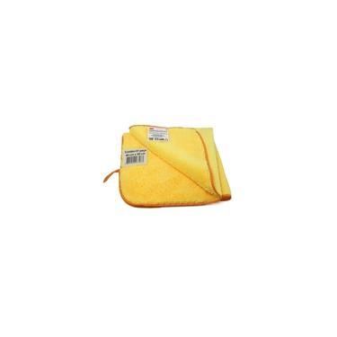Flanela de Microfibra Amarela 370gr 40 x 40cm 3M