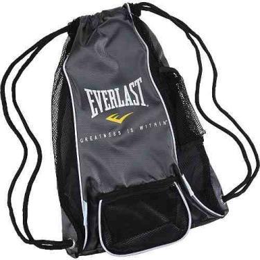 Sacola Everlast para Luva de Boxe e Acessórios