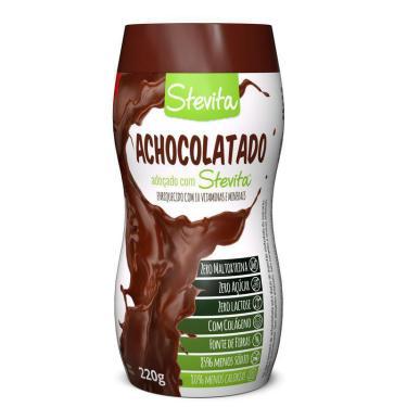 Achocolatado Em Pó Stevita Diet 220G