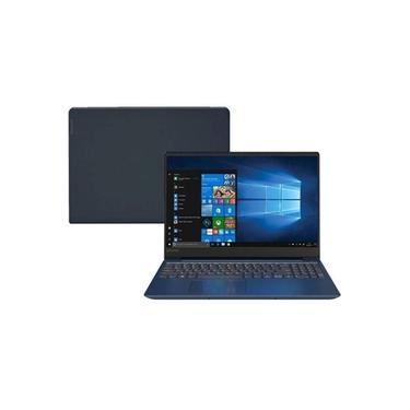 "Imagem de Notebook Lenovo Ideapad 330S-14IKB81JM0000BR - Azul - Intel Core i5-8250U - RAM 8GB - HD 1TB - Tela 14"" - Windows 10 - OURO - RECER"