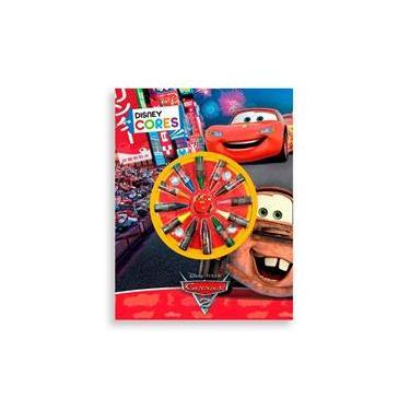 Carros - Coleção Disney Cores. Volume 2 - Vários Autores - 9788536822051