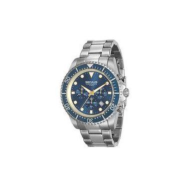 099988c1336 Relógio Masculino Seculus Cronógrafo 13024G0SVNA3