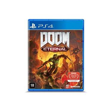 Doom Eternal Exclusivo - PS4