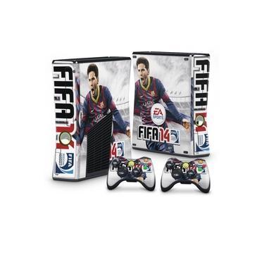 Skin Adesivo para Xbox 360 Slim - Fifa 14