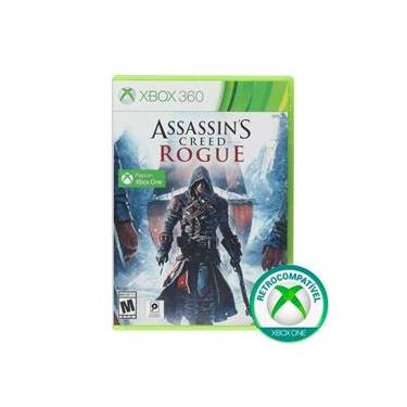 Jogo - Assassin`s Creed Rogue - Xbox 360 / Xbox One