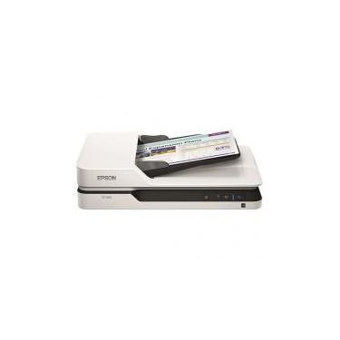 Scanner de Mesa Epson WorkForce DS-1630 - Colorido 1200dpi