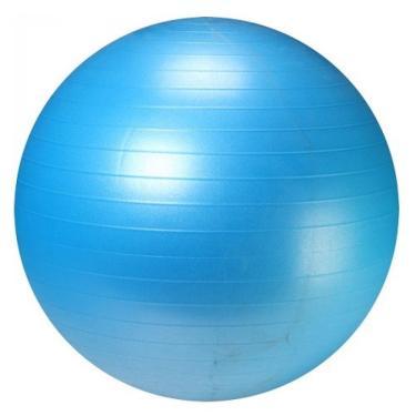 Bola Suíça Para Pilates antiestouro 65Cm - Premium - Azul - Liveup a439eb35136cd