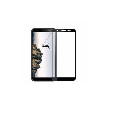 Película De Vidro 3D 5D 9D Full Cover (PRETA) Asus Zenfone Max (M3) - ZB555KL