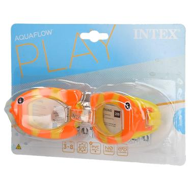 Óculos para Natação Play Bichinhos Animados Intex