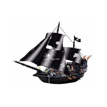 Imagem de COBI Piratas - Caravela Pirata - Pirate Ship