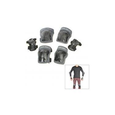Kit Proteção Patins Skate  Winmax  WME05718 -