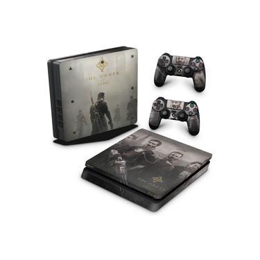 Skin Adesivo para PS4 Slim - The Order