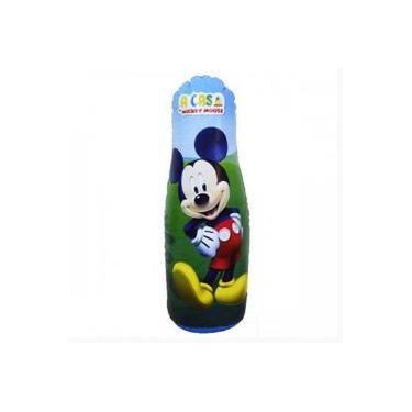Boneco Inflável João Bobo Mickey Mouse Disney