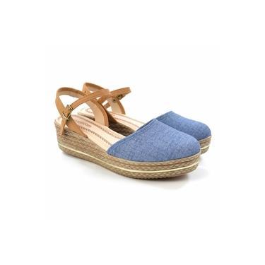 Sapato Estilo Clog Fem X6942 Jeans Mississipi 15448
