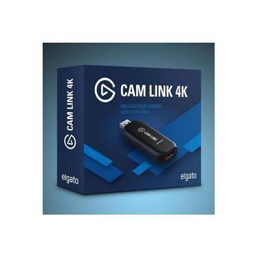 Placa De Captura De Video Elgato Câmera Link 4K Hdmi/Usb 3.1