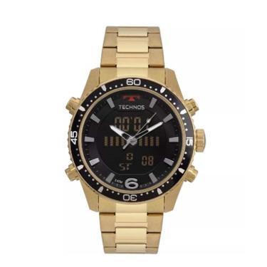 73b25a195fb Relógio unissex Technos Digital BJK203AAD 4P