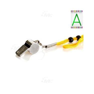 Apito Metal Profissional com Cordão - Fa503 - 005268 affe27b02404f