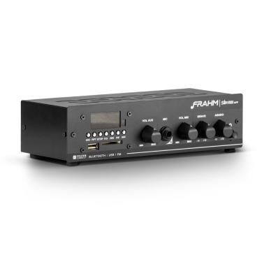 Amplificador para Som Ambiente Frahm Slim 1000 APP G2 Bivolt