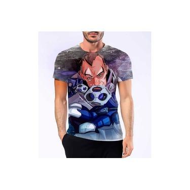 Camiseta Camisa Confortável Sigma Overwatch Ps4 Game Jogo Lançamento New Hero Hd 2
