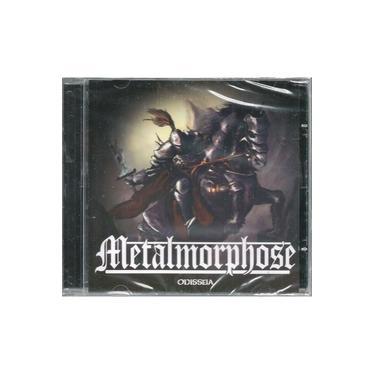 Imagem de Metalmorphose – Odisseia CD