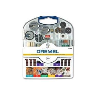 Kit De Acessórios Profissional Multiuso 160 Peças 710-Rw2 Dremel