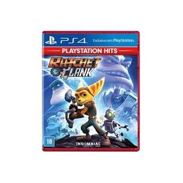 Ratchet E Clank Hits - PS4