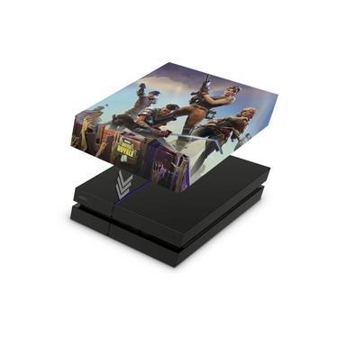 Capa Anti Poeira para PS4 Fat - Fortnite Battle Royale