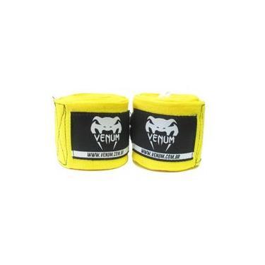 Bandagem Venum Elite 4,0 Metros Amarelo