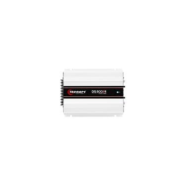 Módulo Amplificador DS800x4 Taramps Ds 800 800W Rms 4 Canais 2 Ohms
