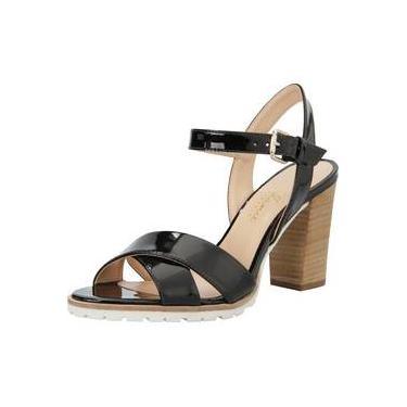 Sandália Salto Stephanie Classic Tratorada