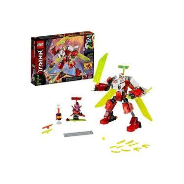 LEGO NINJAGO O Jato Robô do Kai 71707