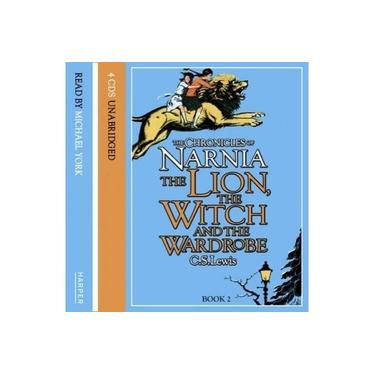 The Lion, the Witch and the Wardrobe (The Chronicles of Narnia, Book 2) (The Chronicles of Narnia) [Audio]