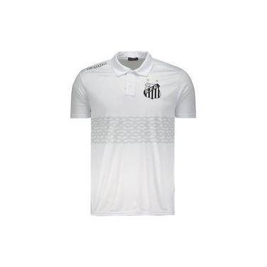 6fe9c9dc42 Camisas de Times de Futebol Casuais Santos