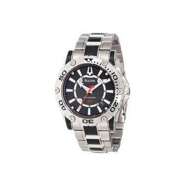 e7783506758 Relógio Bulova - 96b156 - Wb31505w - Precisionist