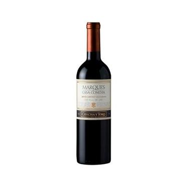 Vinho Chileno Marques de Casa Concha Cabernet Sauvignon Tinto Garrafa 750ml - Concha Y Toro