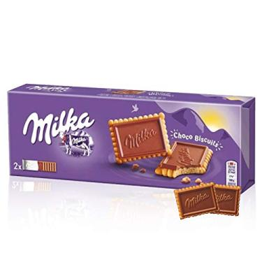 Milka Choco Biscuits - Chocolate & Biscoito - Importado da Polônia